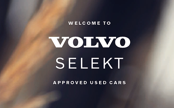 WHAT YOU CAN EXPECT FROM VOLVO SELEKT